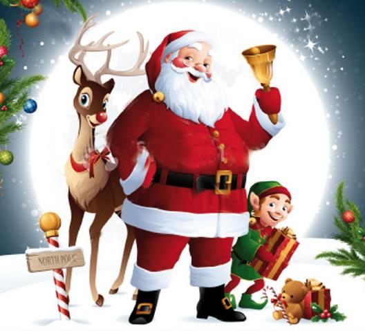 Immaggini Babbo Natale.Babbo Natale A Casa Tua Comune Di Correzzana Mb