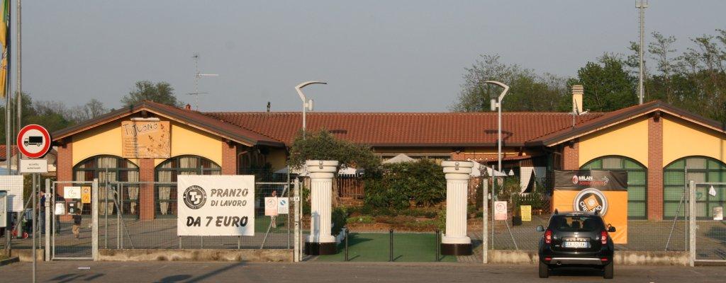 Correzzana (MB): Centro sportivo