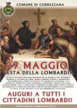 Il 29 maggio si celebra la Festa della Lombardia